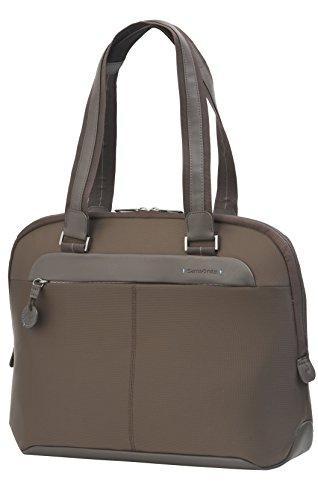 "Samsonite Cartella Spectrolite Female Business Bag 15.6"" 13.5 liters Marrone (Tobacco) 55688-1866"