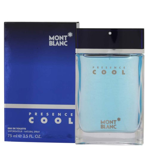 PRESENCE COOL edt 75ml vapo