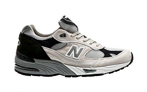 M991efs Nouvelle Balance Unisexe Chaussures En Daim - Cappuccino, 10½