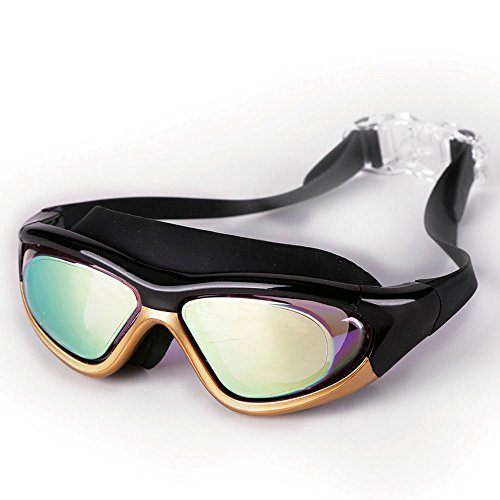 Axiba Schwimmbrille, wasserdicht und Nebel-Nachweis Schwimmen Brille