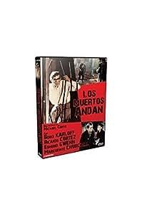 The Walking dead - Los Muertos andan (V.O.S.E) - 1936 - Michael Curtiz - Boris Karloff.