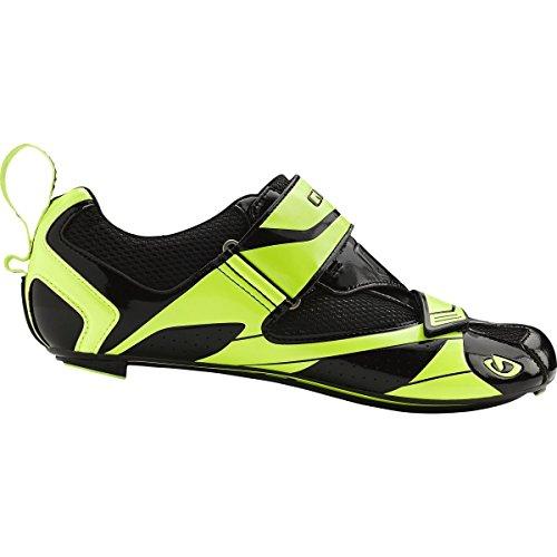 Giro Mele Tri - Zapatillas - amarillo/negro Talla 45 2015