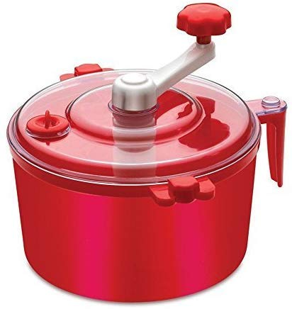 Buy USPECH Plastic Automatic Atta Roti Maker for Home(RED) online in India at discounted price