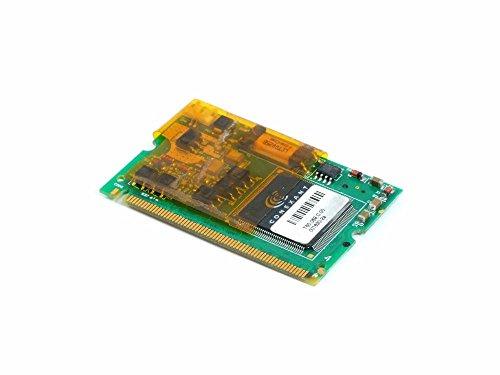 ASKEY 1456VQL1 56K Modem Network LAN MiniPCI Card Notebook Compaq Laptop Adapter (Generalüberholt) (Compaq Modem)
