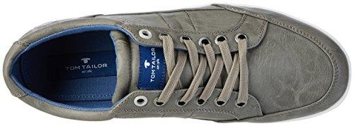 Tom Tailor Herren 2789003 Sneakers Grau (ltgrey)