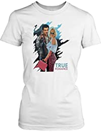 True Romance - Clarence And Alabama - Ladies T-Shirt