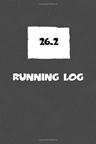 Running Log: Blank Lined Journal for anyone that loves Colorado, running, marathons! por KwG Creates