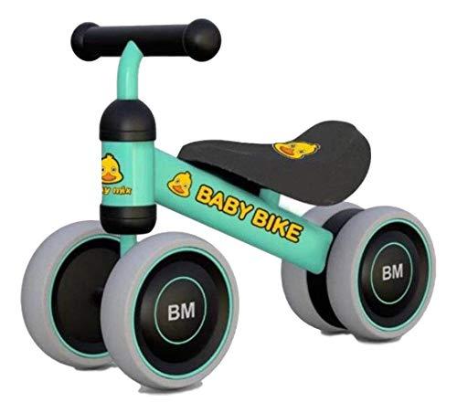 Babymix Lauflernrad ab 1 Jahr mit Gummireifen, grün UR-ET-Z7