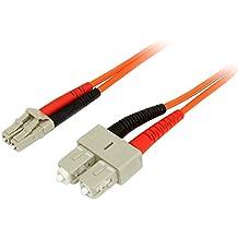 StarTech V931579 - Cable de red óptico, fibra multimodo (Ethernet, 3 metros)
