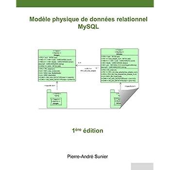 Modèle physique de données relationnel: MySQL