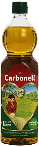 Aceite de oliva virgen extra carbonell 1l en pet verde