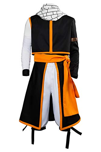Karnestore Fairy Tail Final Season Etherious Natsu Dragneel Cosplay Kostüm Erwachsene Herren M