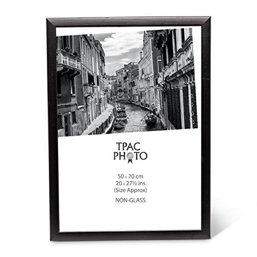 Hampton Frames Madera Negro Mate Madera 50x70 cm Certificado