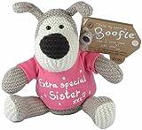 "Boofle Small 4.5"" Sister T Shirt Bear"