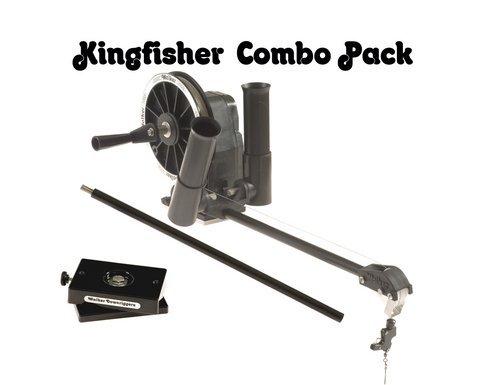 Walker Downriggers Kingfisher Combo Manueller Downrigger
