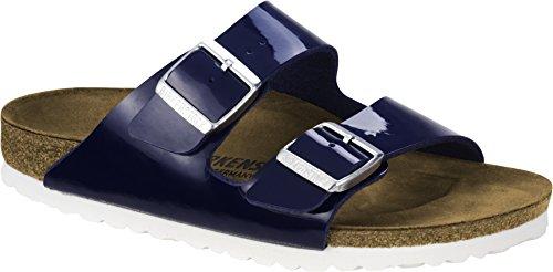 birkenstock-classic-damen-arizona-birko-flor-pantoletten-blau-dress-blue-lack-38-eu