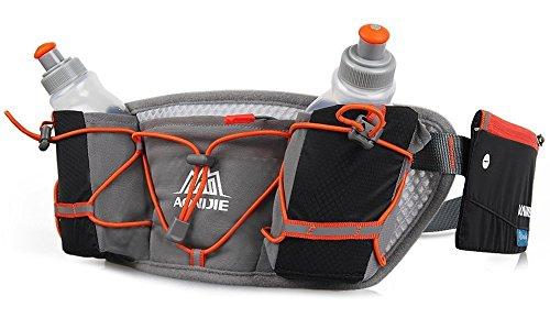 Hidratación cinturón de running AONIJIE ligero y duradero resistente