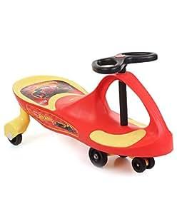Mattel Hot Wheels Swing Car, Red