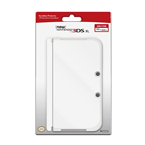 New 3DS XL Duraflexi TPU Protector Clear - Nintendo Licensed