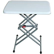 Mesas escritorio silla plegable for Mesas de escritorio amazon