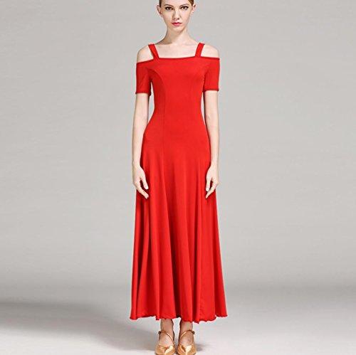 Jazz Tanz Kostüm Muster - Solid Color Moderne Kleider Kleider für