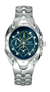 Yema - YM8931 - Collection terre - Rallygraf - Montre sport - Quartz chronographe - Bracelet en acier