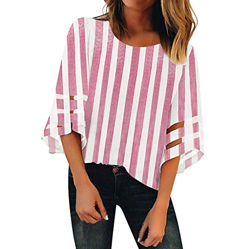 Ncenglings Damen Druck T-Shirt Lässige Oansatz Kurzarm T Shirt Bluse Tops Damen Kurzarm Casual Joker Top Bedrucktes kurzärmliges T-Shirt für Frauen