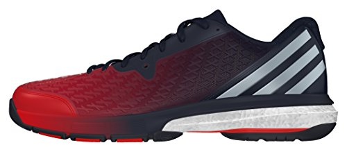 adidas Energy Volley Boost 2.0, Chaussures de Volleyball Homme Rojo (Rojint / Nocmét / Maosno)