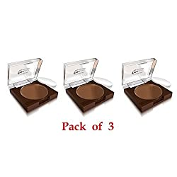 Cover Girl Sunkisser Trumagic Bronzer, 110 Soft Touch Balm (Pack of 3)