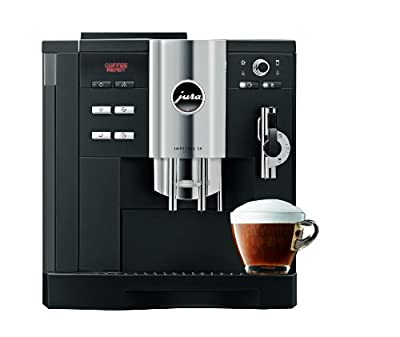 Jura Impressa S9 Classic Black One Touch Bean to Cup Coffee Machine
