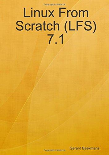 Preisvergleich Produktbild Linux From Scratch (Lfs) 7.1