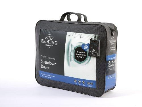 Luxus feiner Bettwäsche Company Spundown Smartfil antiallergisch, waschbar, Bettbezug/Steppdecke, 4,5 Tog, Single-Größe) -