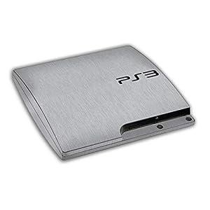 atFoliX Struktur Designfolien für Sony Playstation 3 Slim