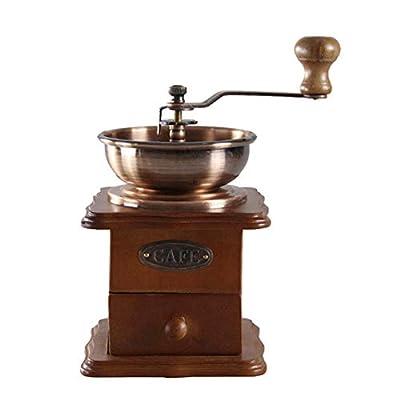 Manual Coffee Grinder Retro Classic Coffee Grinder Hand Grinder Grinder Machine
