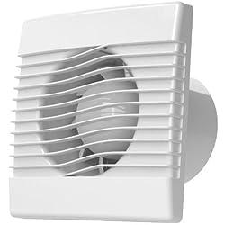 Paroi de la qualité cuisine salle de bain extracteur ventilateur de 120mm avec cordon de tirage ventilateur prim de ventilation