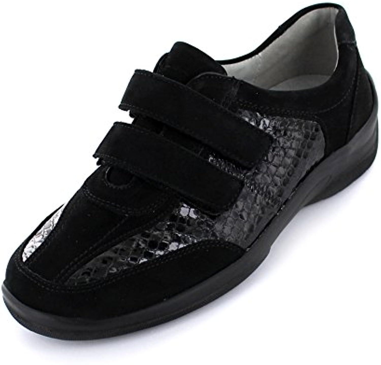 Waldlaufer Womens Hesna 312302 Leather Shoes