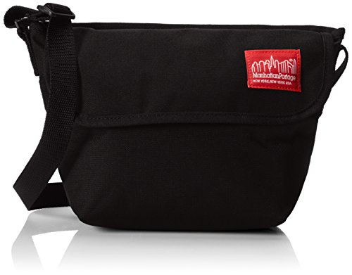 manhattan-portage-mini-new-york-messenger-sac-porte-epaule-femme-27x18x12-cm-noir-synthetique