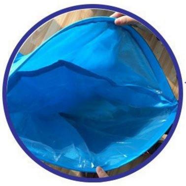 ZERUU® Aufblasbarer Strandliege-Luftschlafsack-im Freiensofa Bequemer aufblasbarer Aufenthaltsraum-bewegliche Kompression Sofa-Luft-Beutel-im Freien Kompressions-Luft-Betten, beweglicher Stuhl, Luftmatratzen Beds.Ideal für das Lounging (Green) - 6
