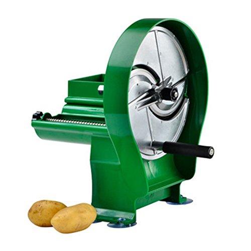 YAOBAO Multifunktions-Hand Slicer, Schneidemaschine von Obst und Gemüse, Home Kitchen Tools, Kommerzielle Hand Slicing, Spart Zeit und Mühe Slicer -
