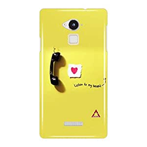 a AND b Designer Printed Mobile Back Cover / Back Case For Coolpad Note 3 (COOL_PAD_N_3D_3434)