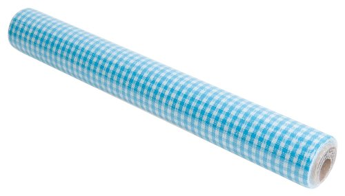 Partner Jouet A1100119 - Rollo de mantel de papel, color azul