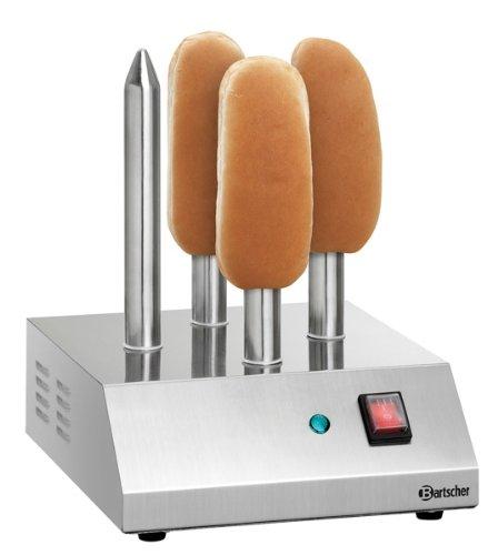 Bartscher Hot-Dog-Spießtoaster T4