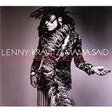 Mama Said (21st Anniversary Edition) by Lenny Kravitz (2012-06-05)