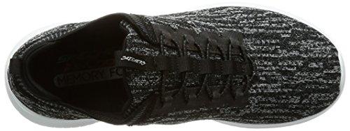 Horizon Black Nero Flex Donna Skechers Bright grey Allenatori Ultra xgqwtwPSZB
