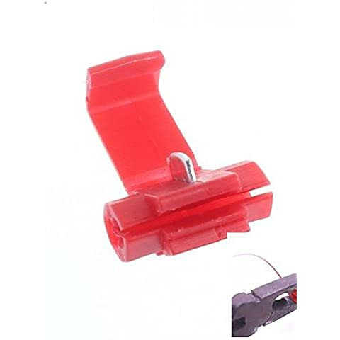XMQC*empalme rápido de la grapa de sujeción del cableado del conector de cable / Titular (40pcs)