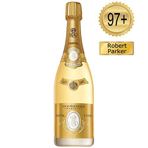 Champagne Louis Roederer Cristal 2008 (1 x 0.75 l)