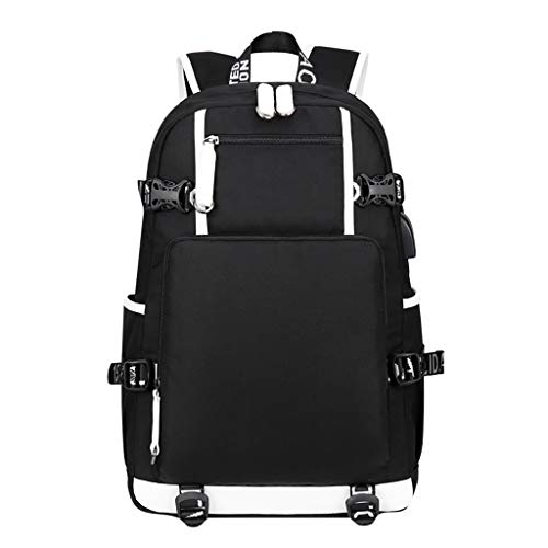 Rucksack für Männer, CHshe❤❤, ollege Wind Rucksack Oxford Retro Waterproof, Reisetasche Man bag, to goe Einkäufe in die Schule (BK)