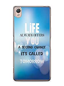 YuBingo Life Offers a Second Chance Mobile Case Back Cover for Sony Xperia Z3