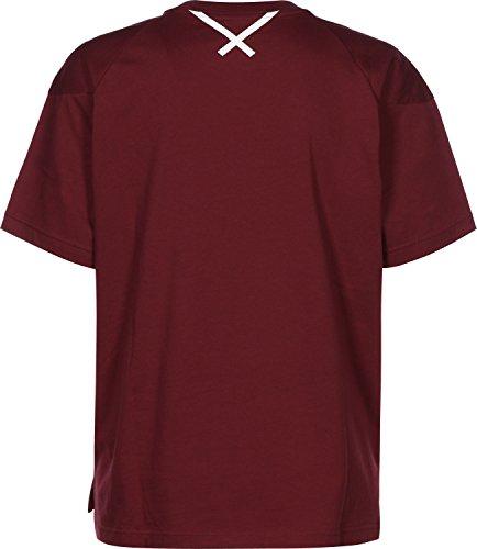 adidas XBYO W T-Shirt weinrot rot
