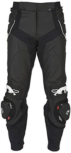 Furygan Pantalons Raptor, Noir/Blanc, Taille 42
